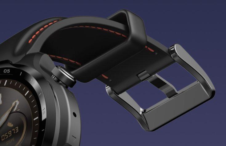 Ticwatch Pro 3 Smartwatch Silikonarmband