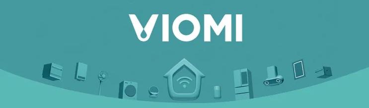 Viomi Logo iot