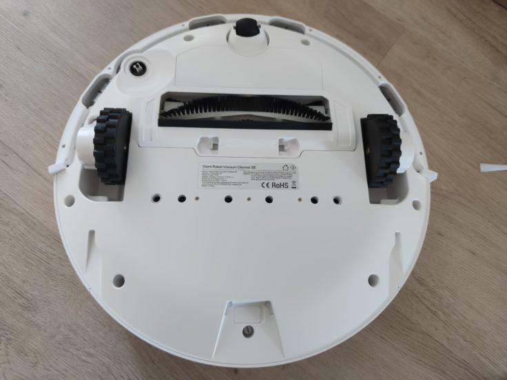 Viomi SE Pro Saugroboter Unterseite