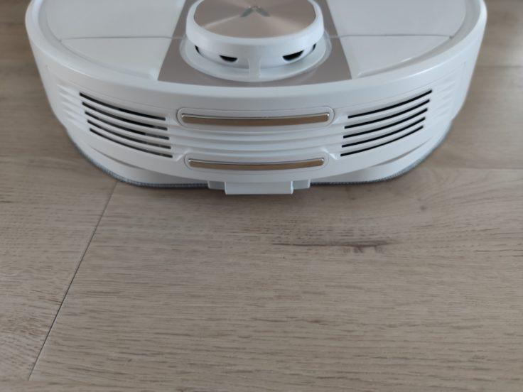 Viomi SE Pro Saugroboter Unterseite Wischfunktion