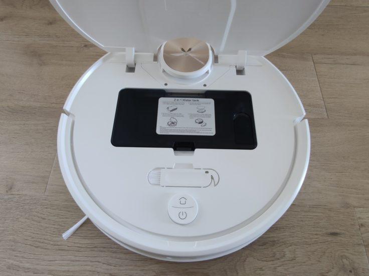 Viomi SE Pro Saugroboter Wassertank