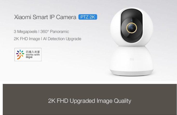 Xiaomi 2K IP Kamera 1