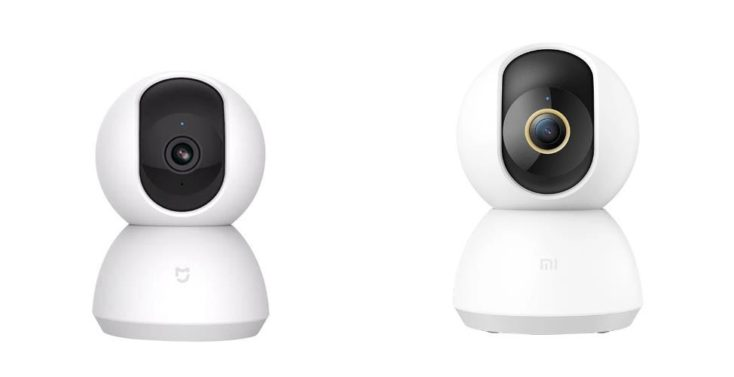 Xiaomi 2K IP Kamera 1080p und 2K Version