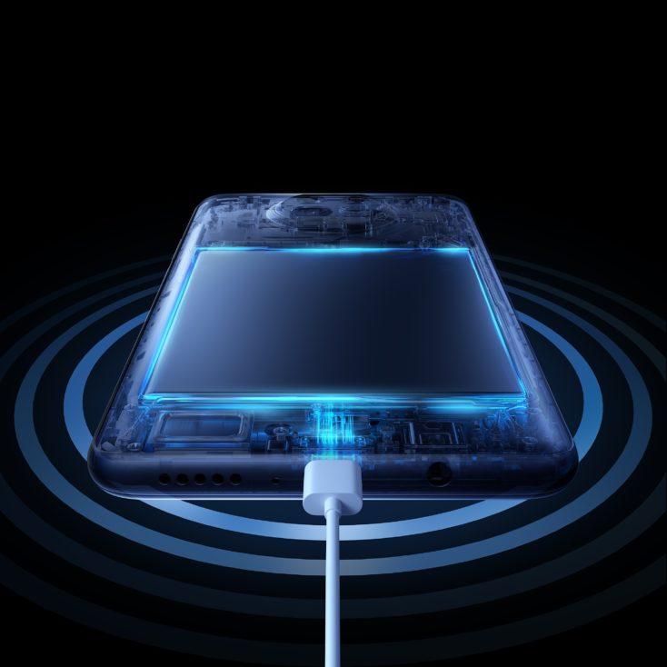 Xiaomi Mi 10T Lite Smartphone Akku
