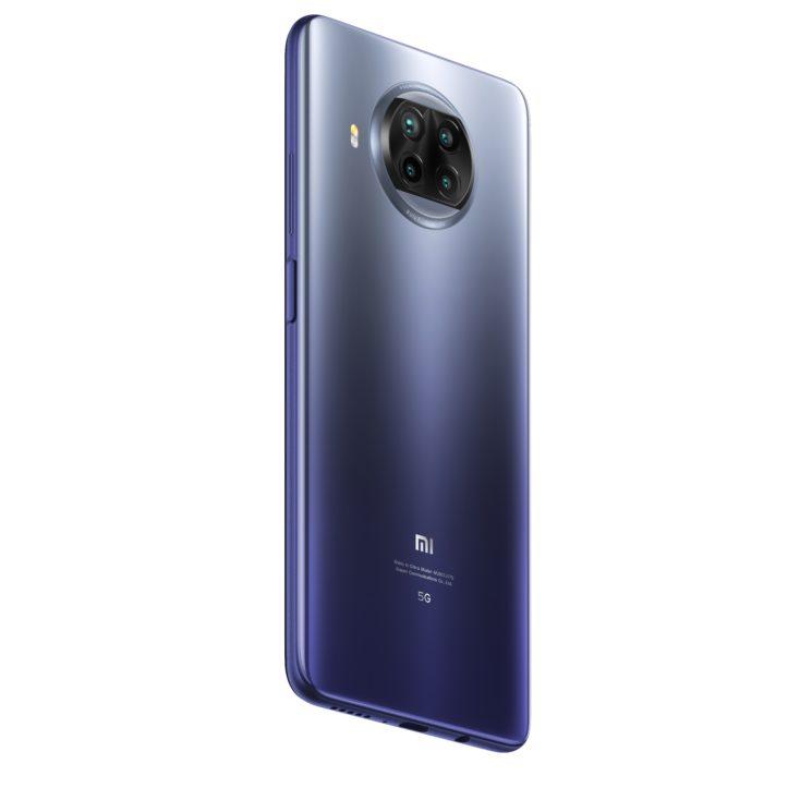 Xiaomi Mi 10T Lite Smartphone Rueckseite