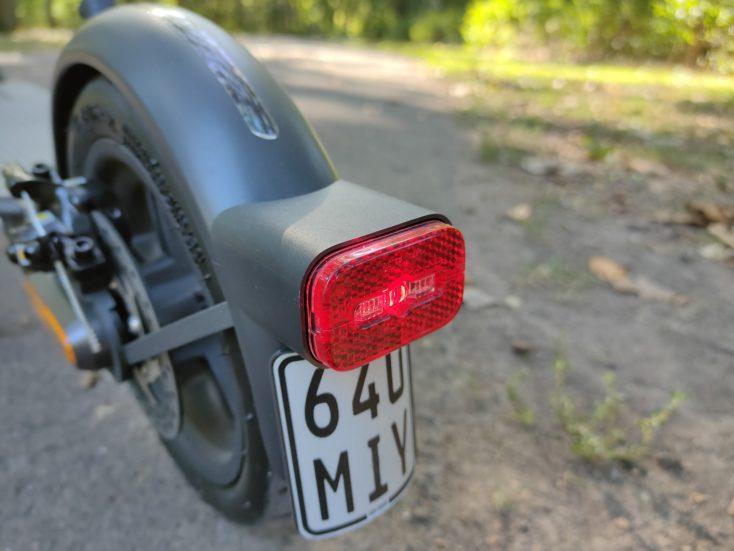 Xiaomi Mi E-Scooter 1S Rücklicht