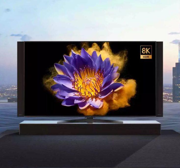 Xiaomi Mi TV Lux Pro 8K