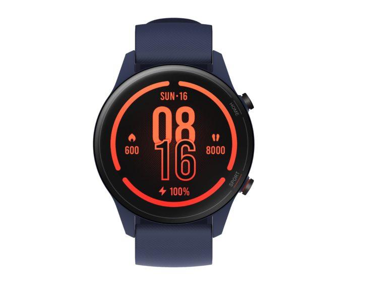 Xiaomi Mi Watch Display Blau
