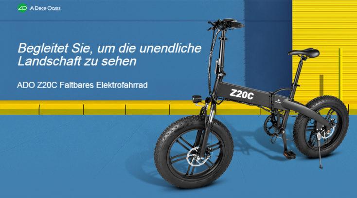 ADO Z20C E Bike