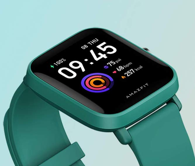 Amazfit Bip U Smartwatch Display