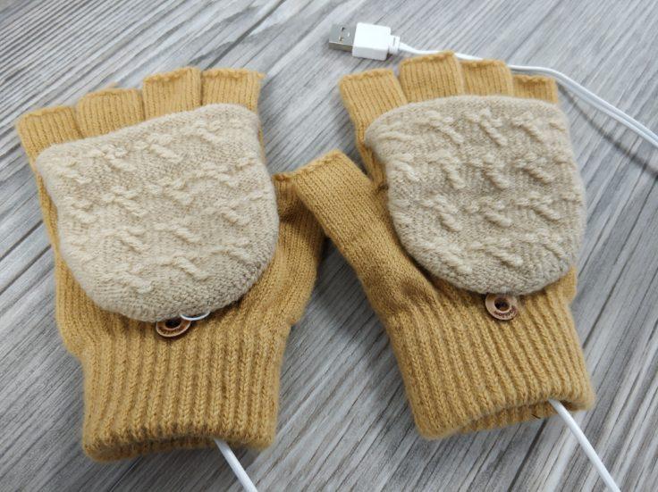 Beheizbare USB Handschuhe