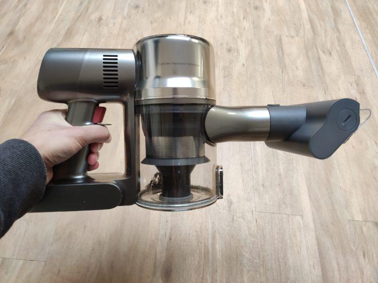 Dreame T20 Akkustaubsauger Handsauger Milbenaufsatz