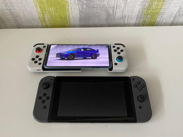 GameSir X2 vergleich Switcht