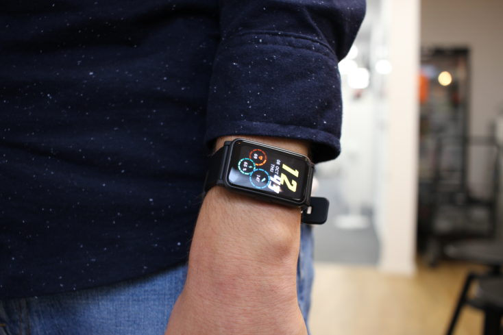 Honor Watch ES Smartwatch Tragekomfort