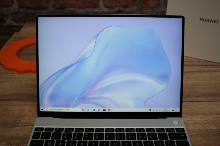 Huawei MateBook X Notebook Bildschirm