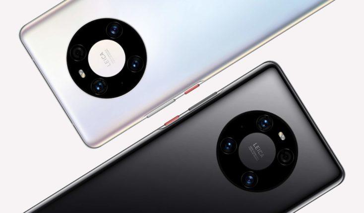 Huawei Mate 40 Pro Kameras
