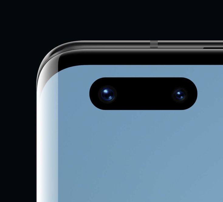 Huawei Mate 40 Pro Punch Hole Kamera e1603460236948