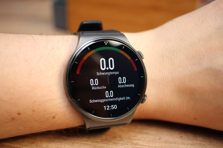 Huawei Watch GT 2 Pro Golf