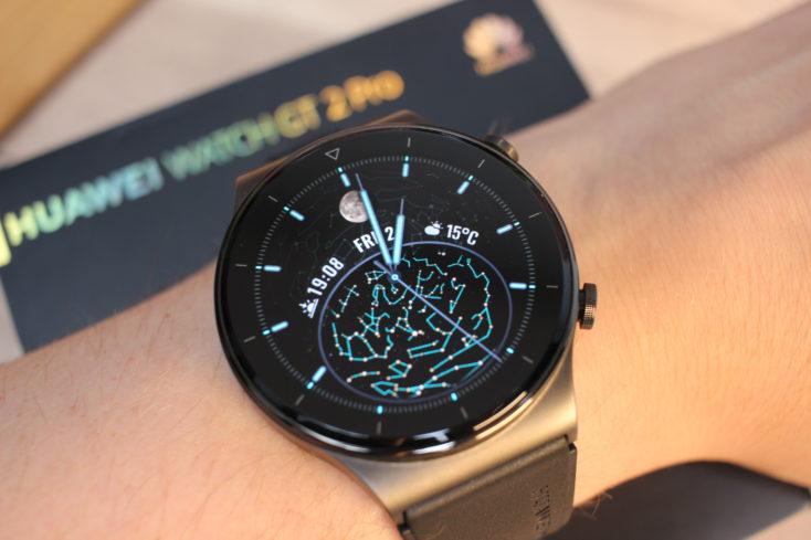 Huawei Watch GT 2 Pro Mond