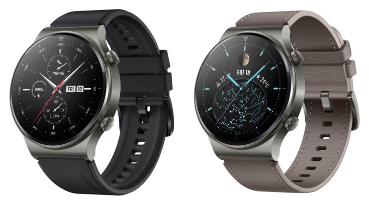 Huawei Watch GT 2 Pro Sport Classic Edition