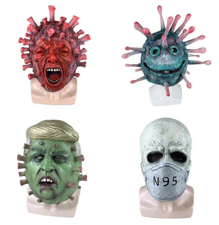 Latex Masken Virus