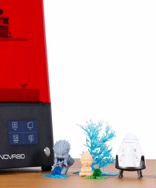 NOVA3D Bene4 Mono Drucker Modelle