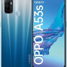 OPPO A53s Smartphone Fancy Blue
