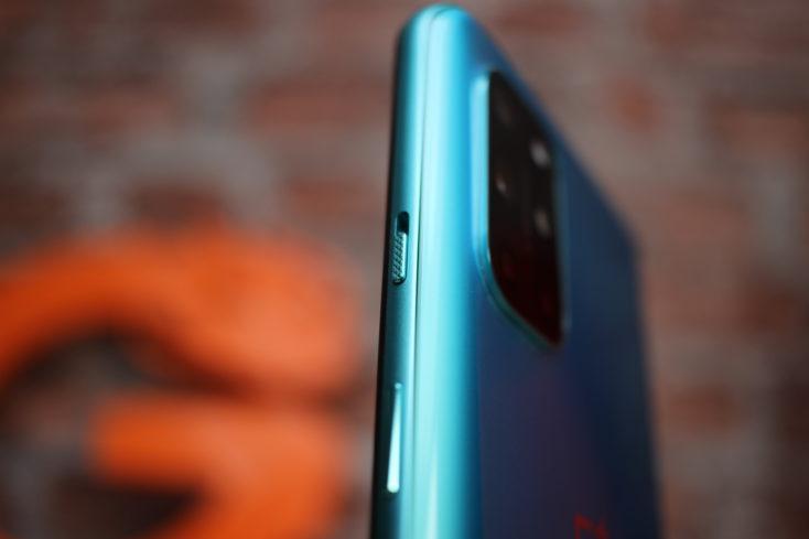 OnePlus 8T Benachrichtigungs Slider