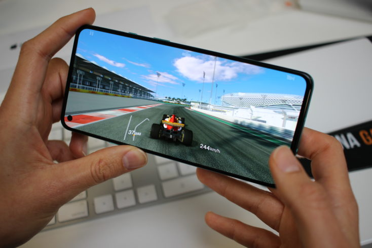 OnePlus 8T Zocken