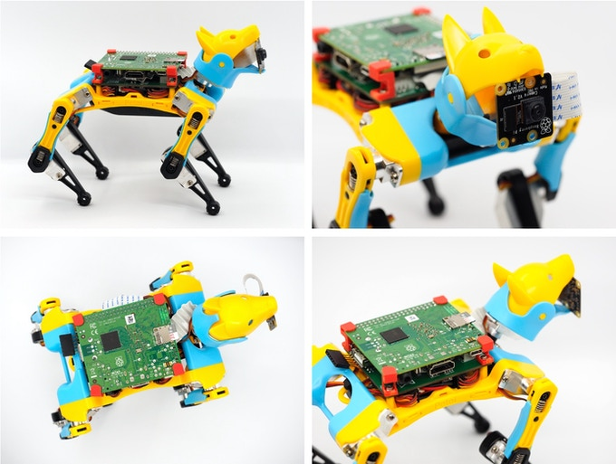 Petoi Brittle Roboter