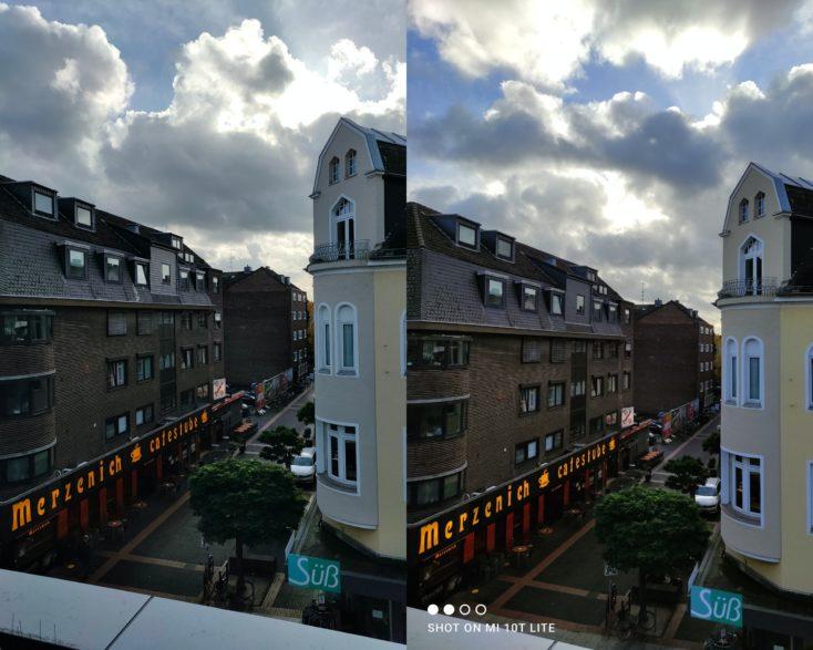 Realme 7 Pro Hauptkamera Testfoto Vergleich Dynamikumfang