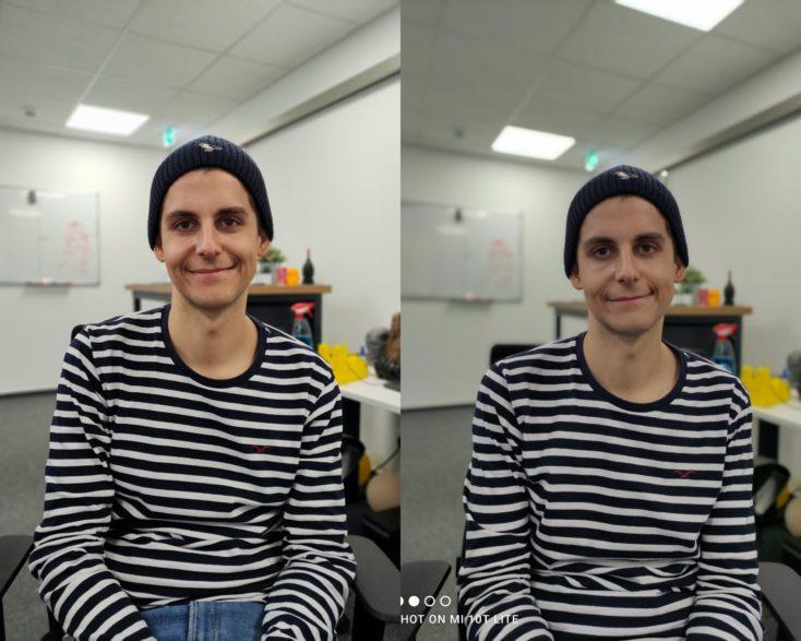 Realme 7 Pro Portraitkamera Vergleich Testfoto