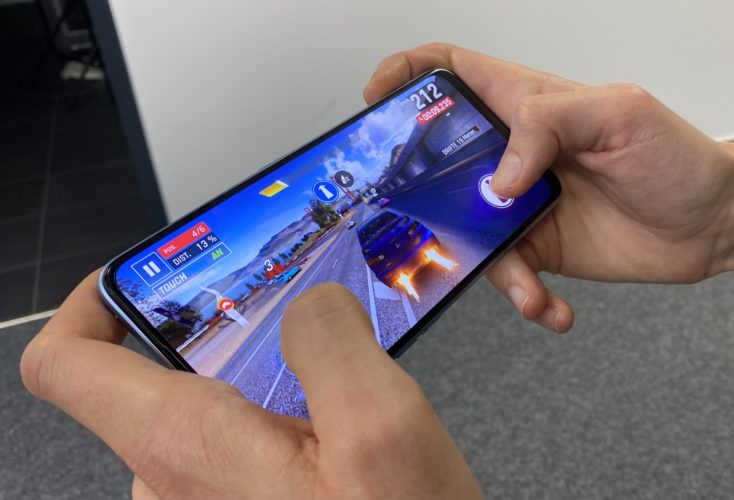Realme 7 Pro Smartphone Gaming