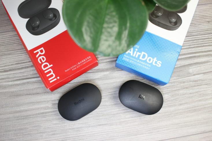Redmi AirDots 2 und Redmi AirDots 1