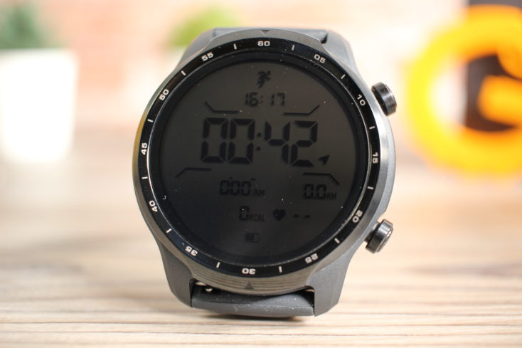 TicWatch 3 Pro Dual Display Laufen