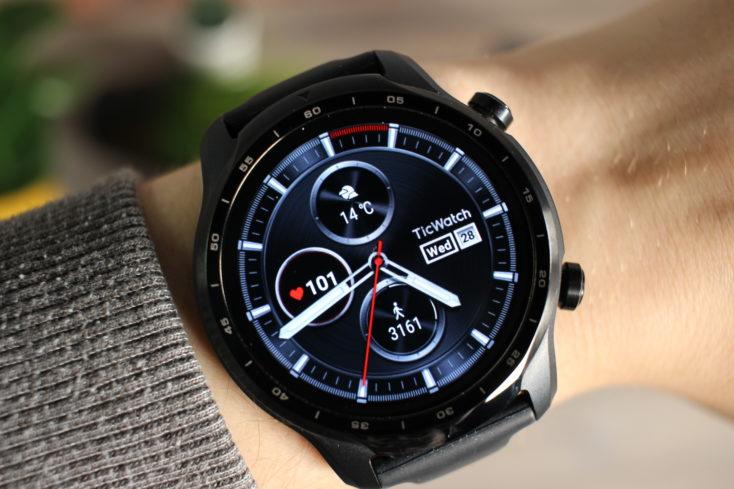 TicWatch 3 Pro Smartwatch