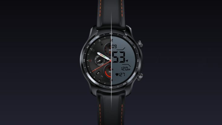 TicWatch Pro 3 GPS AMOLED LCD