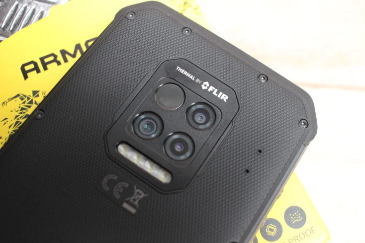 Ulefone Armor 9 Outdoor-Smartphone Kamera