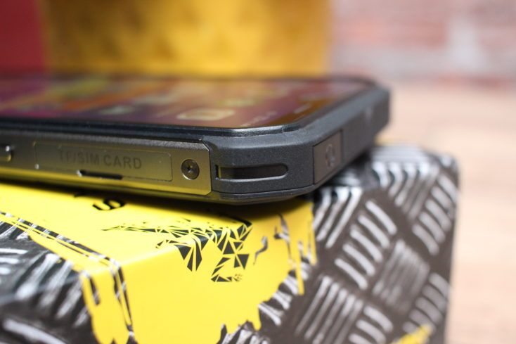 Ulefone Armor 9 Outdoor-Smartphone Verarbeitung