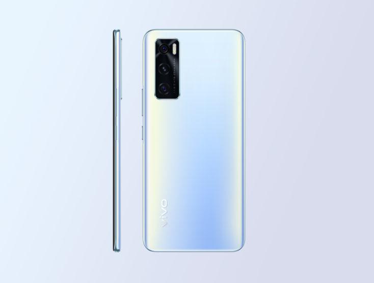 Vivo Y70 Smartphone Design