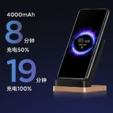 Xiaomi-80W-Kabelloses Ladegeraet