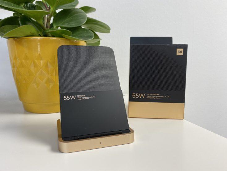 Xiaomi 55W Qi-Ladegeraet Design