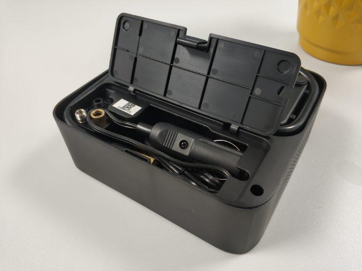 Xiaomi 70Mai elektrische Luftpumpe Kompressor Kabelmanagement