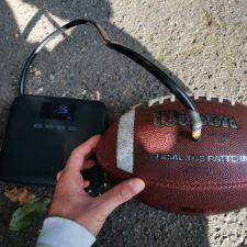 Xiaomi 70mai Luftpumpe Kompressor Football aufpumpen