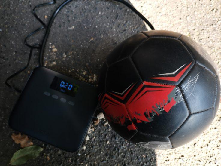 Xiaomi 70mai Luftpumpe Kompressor Fussball