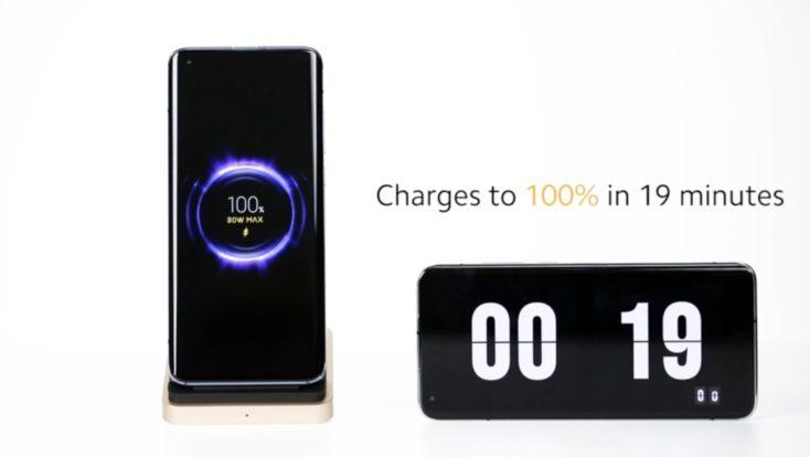 Xiaomi 80W Kabelloses Laden