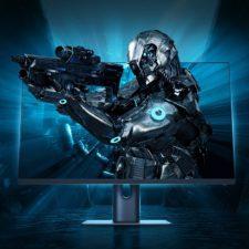 Xiaomi Fast LCD Gaming Monitor mit CGI