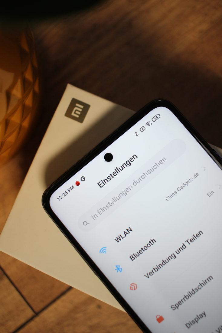 Xiaomi Mi 10T Lite Punch Hole