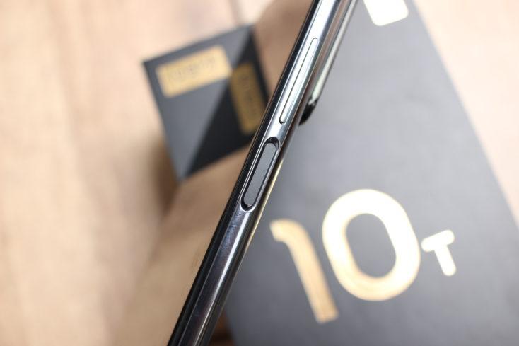Xiaomi Mi 10T Pro Fingerabdrucksensor
