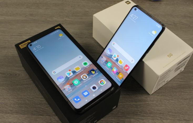 Xiaomi Mi 10T Pro vs Xiaomi Mi 10T
